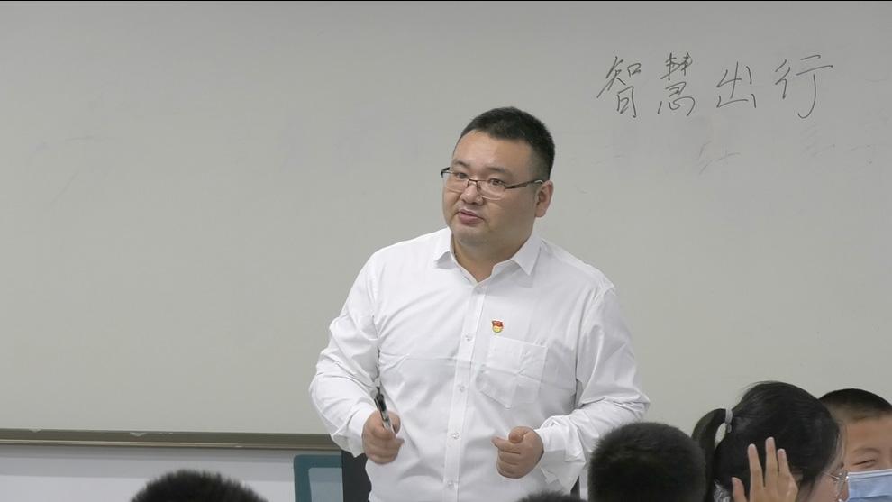 南京市后标营小学 傅吉麟老师访谈